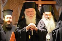 РПЦ официально пригласила главу Элладской церкви посетить Россию