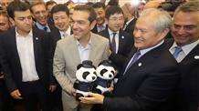 Китайский вкус Международной выставки в Салониках: когда панда – это наше все