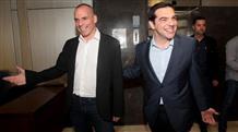 FAZ: Варуфакис и Ципрас отбросили Грецию назад