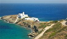 Какой остров эксперты назвали «новым Санторини»? (фото)