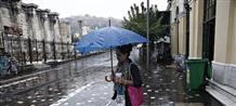 И солнце, и дождь: погодная лотерея греческого октября