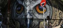 Как протестное искусство изменило Афины и зачем греки рисуют поцелуй с Меркель? (фото)