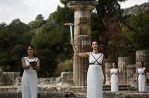 Олимпийский огонь сегодня будет зажжен в Греции