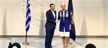Премьер Греции заявил, что больше нет разногласий с МВФ