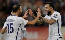 Сборная Греции выходит в стыковые матчи на пути к российскому Мундиалю