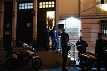 В собственном офисе в центре Афин убит знаменитый адвокат