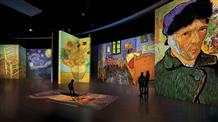 Уникальная выставка «Ван Гог. Ожившие полотна» открывается в Афинах (видео)