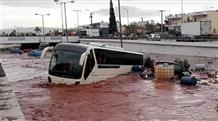 В Греции посчитали жертв потопа