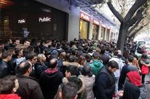 Распродажи в Греции: греки присоединились к «черной пятнице»