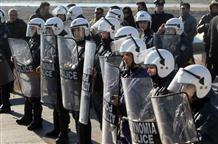 17 ноября: тысячи полицейских в Афинах, закрыты станции метро