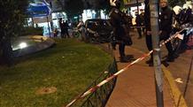 В Афинах расстреляли двух человек