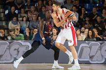 Первое поражение Олимпиакоса в еврокубках не мешает ему оставаться в лидерах