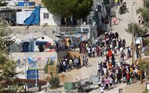 СМИ сообщили о многочасовых столкновениях в лагере мигрантов на Лесбосе