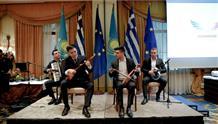 25 лет дипломатических отношений между Грецией и Казахстаном отметили в Афинах