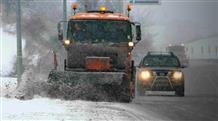 На дорогах Греции началась «снежная» битва: снегопад парализует страну (видео)