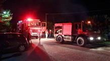 В Салониках подожгли автомобиль албанского генконсульства