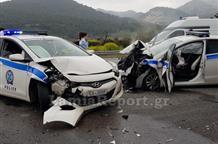 В Греции автомобиль проехал 180 километров по встречке (фото)