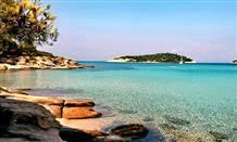 Экзотический греческий остров — райское место, где круглый год тёплое море (фото)