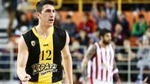 Буффон позавидовал греческому баскетболисту (видео)