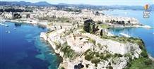 Пролетая над самым праздничным островом Греции (видео)