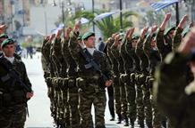 Греция направляет семь тысяч военных на границу с Турцией