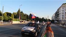 Автопробег, посвященный Победе над фашизмом, пройдет в Афинах