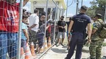 Шесть человек пострадали в ходе беспорядков в лагере беженцев