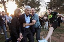 В Греции арестовали двух участников нападения на мэра Салоников