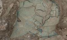 В захоронениях на Таманском полуострове археологи обнаружили греческий шлем