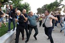 Греческие политики осудили нападение на мэра Салоников (фото, видео)