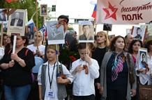 День Победы отметили в Афинах (фоторепортаж)