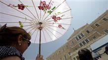 Все выше и выше: в Греции жара бьет рекорды