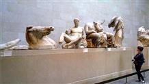Ципрас потребовал от Британии вернуть мрамор Парфенона