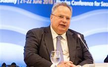 Глава МИД Греции заявил о существовании плана дестабилизации страны