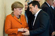Ципрас поддержал позицию Меркель по миграционной политике