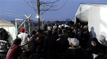 Ципрас согласился с Меркель: Греция примет обратно мигрантов и беженцев