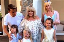 Максим Галкин, Алла Пугачева и Кристина Орбакайте с детьми отдыхают в Греции (видео)