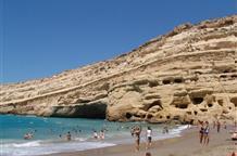 Крит возглавил рейтинг самых популярных у россиян островов Греции