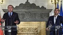 Ципрас и Эрдоган договорились о снижении напряжённости на границе