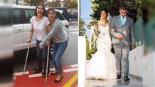 Невеста сломала ноги из-за танцев под песни 90-х