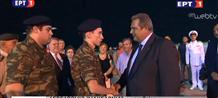 Греческие солдаты, находившиеся в турецкой тюрьме, вернулись на самолете премьера