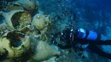 Археологи обнаружили в Средиземноморье кладбище древних кораблей (видео)
