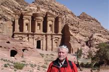 Турист из Греции утверждает, что он – самый путешествующий человек в мире (фото)