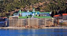 Русский монастырь на Афоне не собирается закрывать свое подворье в Москве