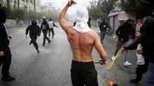 В Греции полиция применила слезоточивый газ на демонстрации учащихся (фото, видео)