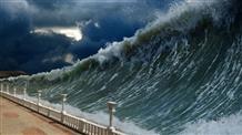 После землетрясения в море близ Греции возникло цунами высотой 20 см