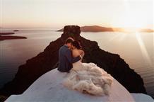 Фото с Греции попало в рейтинг лучших свадебных снимков