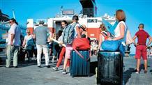 Греция в топ-3 самых популярных мест отдыха россиян летом