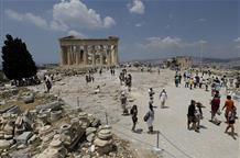 В Греции уже побывало почти 800 тысяч российских туристов