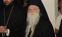 Греческий митрополит высказался против отделения церкви от государства